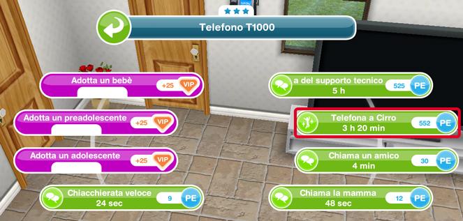 Lista di buoni incontri Sims