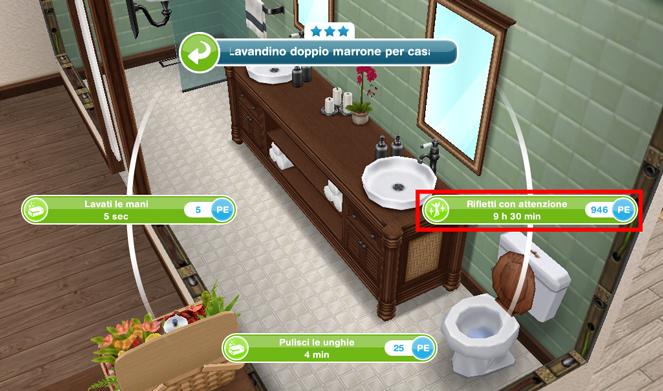 Vasca Da Bagno The Sims Mobile : Missione amori & tesori the sims freeplay universe