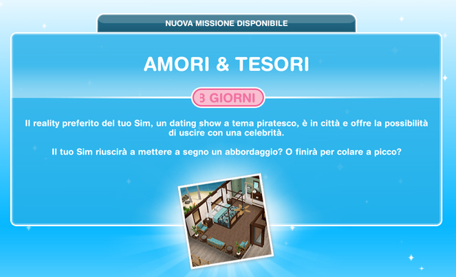 Dating storia Sims