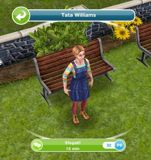 una direzione incontri Sims gratis risalente alle Isole Vergini britanniche