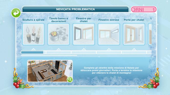 Decorazioni Natalizie The Sims 4.Evento Nevicata Problematica The Sims Freeplay Universe